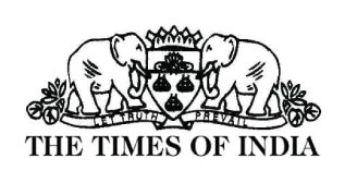 Emotionally on Times of India